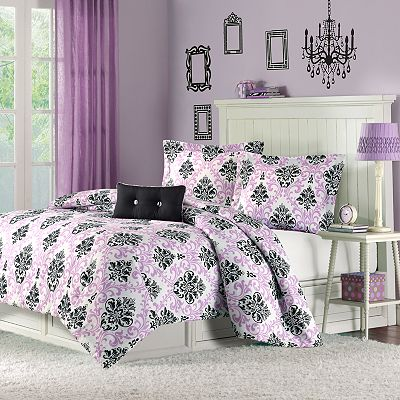 MiZone Megan 4-pc. Comforter Set - Full/Queen