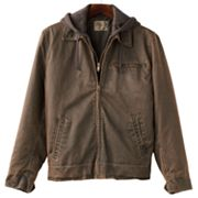 R and O Antiqued Jacket - Men