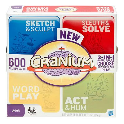 Cranium Board Game by Hasbro
