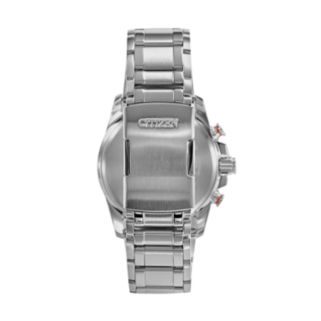 Citizen Eco-Drive Men's Perpetual Chrono A-T Stainless Steel Watch - AT4008-51E