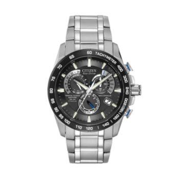 Citizen Eco-Drive Perpetual Chrono A-T Titanium Watch - AT4010-50E