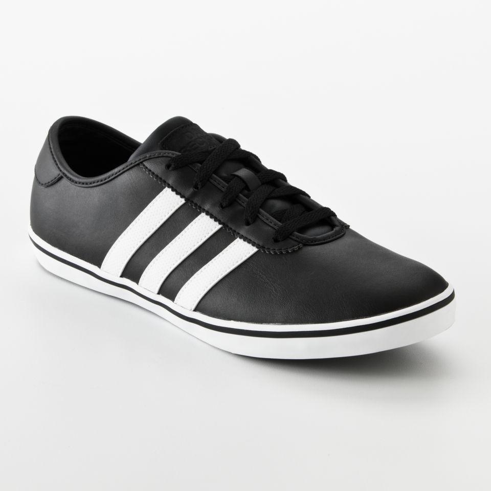 adidas david beckham slimvulc athletic shoes sz 7 black