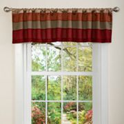 Lush Decor Iman Striped Valance - 15'' x 84''
