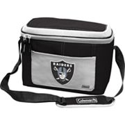 Coleman Oakland Raiders 12-Can Soft-Side Cooler