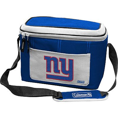 Coleman New York Giants 12-Can Soft-Side Cooler