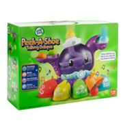 LeapFrog Peek-A-Shoe Talking Octopus