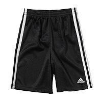 Boys 4-7x adidas Side-Striped Mesh Shorts