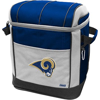 Coleman St. Louis Rams 50-Can Soft-Side Cooler