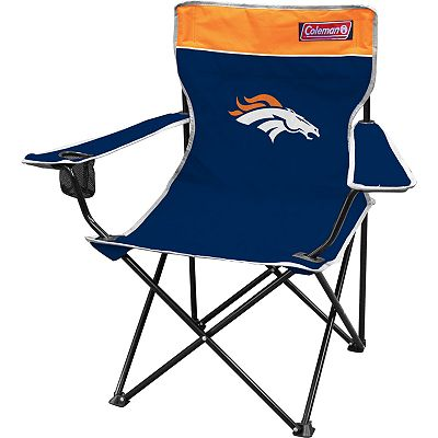 Coleman Denver Broncos Portable Folding Chair