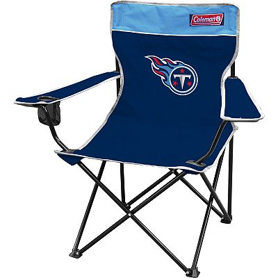 Coleman Tennessee Titans Portable Folding Chair