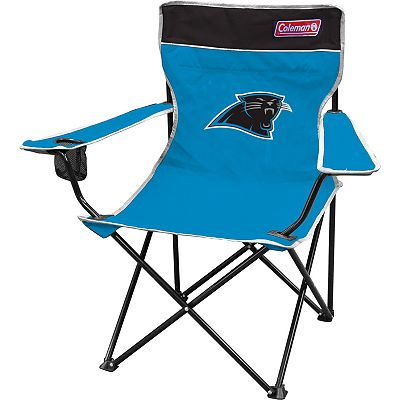 Coleman Carolina Panthers Portable Folding Chair