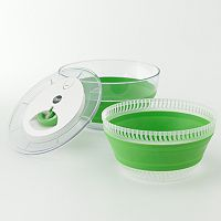 Food Network™ 5-qt. Collapsible Salad Spinner