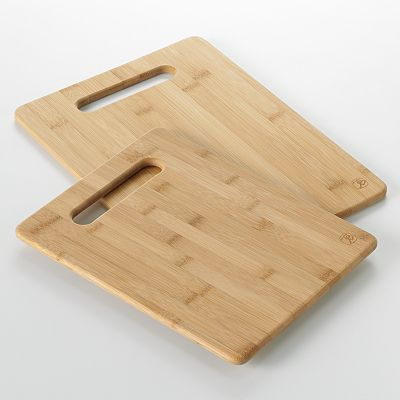 Totally Bamboo 2-pc. Cutting Board Set