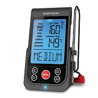National JLR Gear Wireless Meat Thermometer