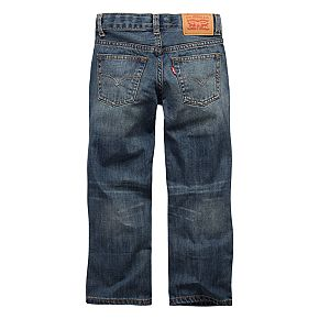 Boys 4-20 Levi's® 505? Regular-Fit Jeans In Regular, Slim & Husky
