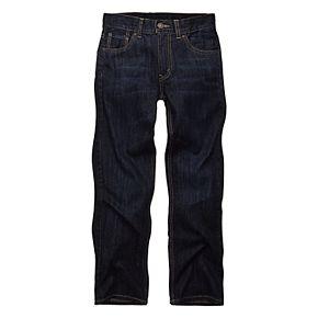 Boys 4-20 Levi's® 505? Straight-Fit Jeans In Regular, Slim & Husky