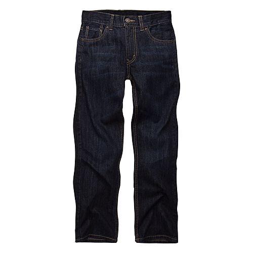 Boys 4-20 Levi's® 505™ Regular-Fit Jeans In Regular, Slim & Husky