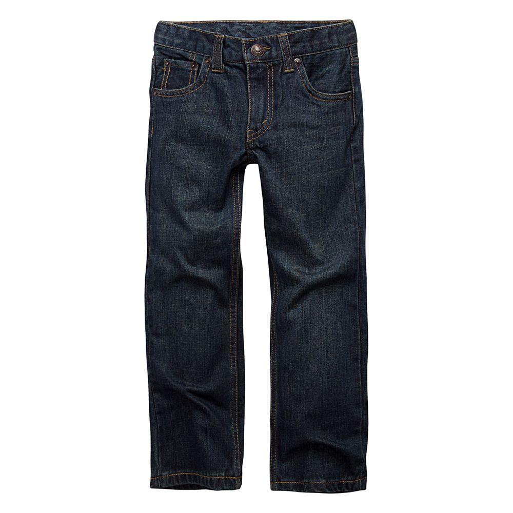 Boys 4-20 Levi's® 505™ Regular-Fit Jeans In Regular, Slim & Husky