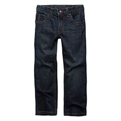 Boys 8-20 Levi's® 505™ Regular-Fit Straight-Leg Jeans In Regular & Husky
