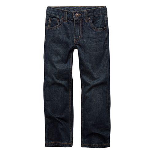 Boys 8-20 & Husky Levi's® 505™ Regular-Fit Straight-Leg Jeans