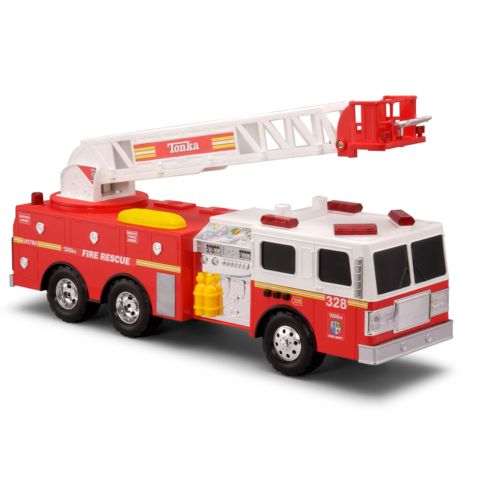 Tonka Spartans Fire Engine