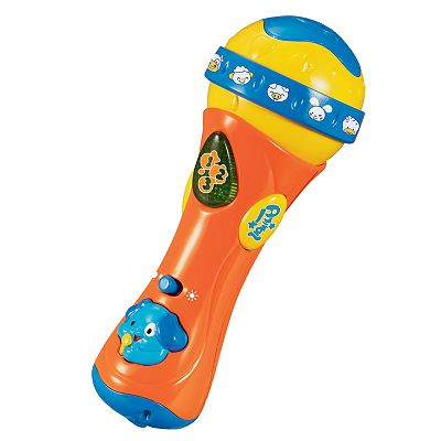 VTech Sing and Learn Musical Microphone