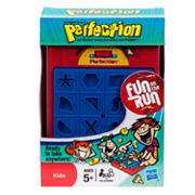 Hasbro Fun on the Run Perfection Travel Game