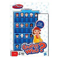 Hasbro Fun on the Run Guess Who? Travel Game