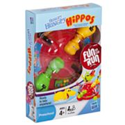 Hasbro Fun on the Run Hungry Hungry Hippo Travel Game