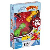 Hasbro Fun on the Run Hungry Hungry Hippo Travel Game
