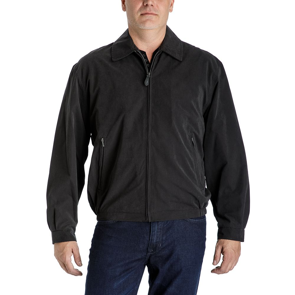 Men S Tower By London Fog Microfiber Golf Jacket