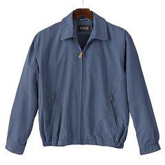 Mens Towne by London Fog Microfiber Golf Jacket by
