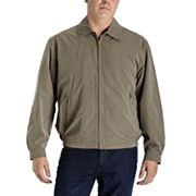 Towne by London Fog Microfiber Golf Jacket - Men