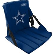 Coleman Dallas Cowboys Folding Stadium Seat