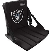 Coleman Oakland Raiders Folding Stadium Seat