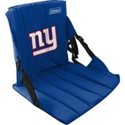 Coleman New York Giants Folding Stadium Seat