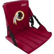 Coleman Washington Redskins Folding Stadium Seat