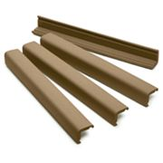 Prince Lionheart 4-pk. Jumbo Edge Guards - Brown