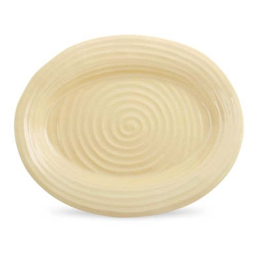 Portmeirion Sophie Conran Biscuit Oval Platter