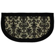 Mohawk Home Damask Memory Foam Kitchen Rug