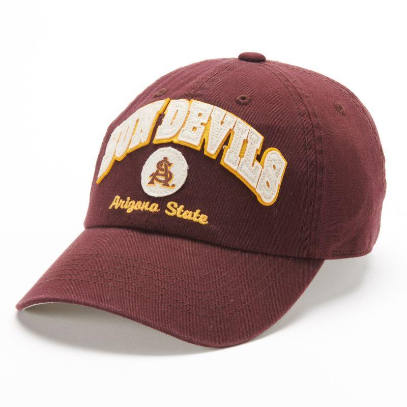 arizona state sun devils frat baseball cap