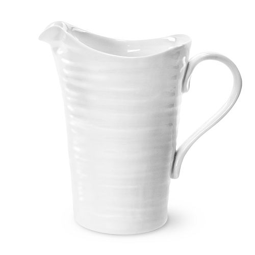 Portmeirion Sophie Conran White Medium Pitcher