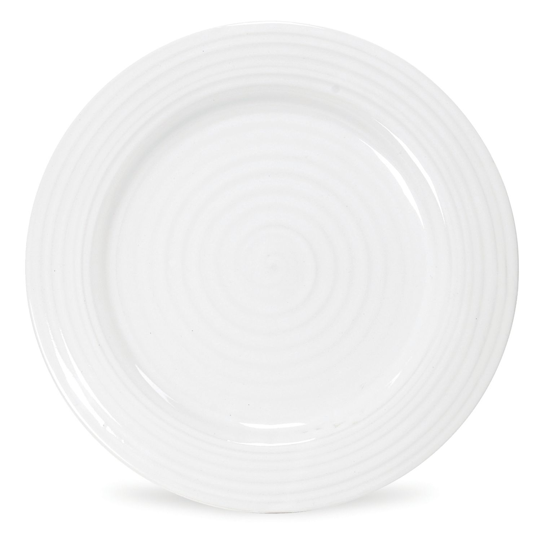 sc 1 st  Kohl\u0027s & Portmeirion Sophie Conran White 4-pc. Dinner Plate Set
