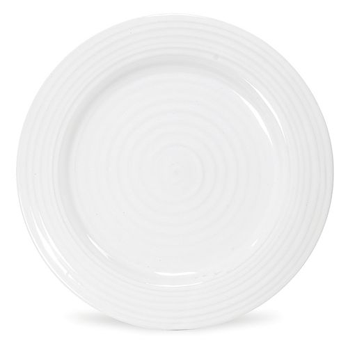 Portmeirion Sophie Conran White 4-pc. Dinner Plate Set