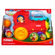 Playskool Poppin' Park Roll n' Pop Express by Hasbro