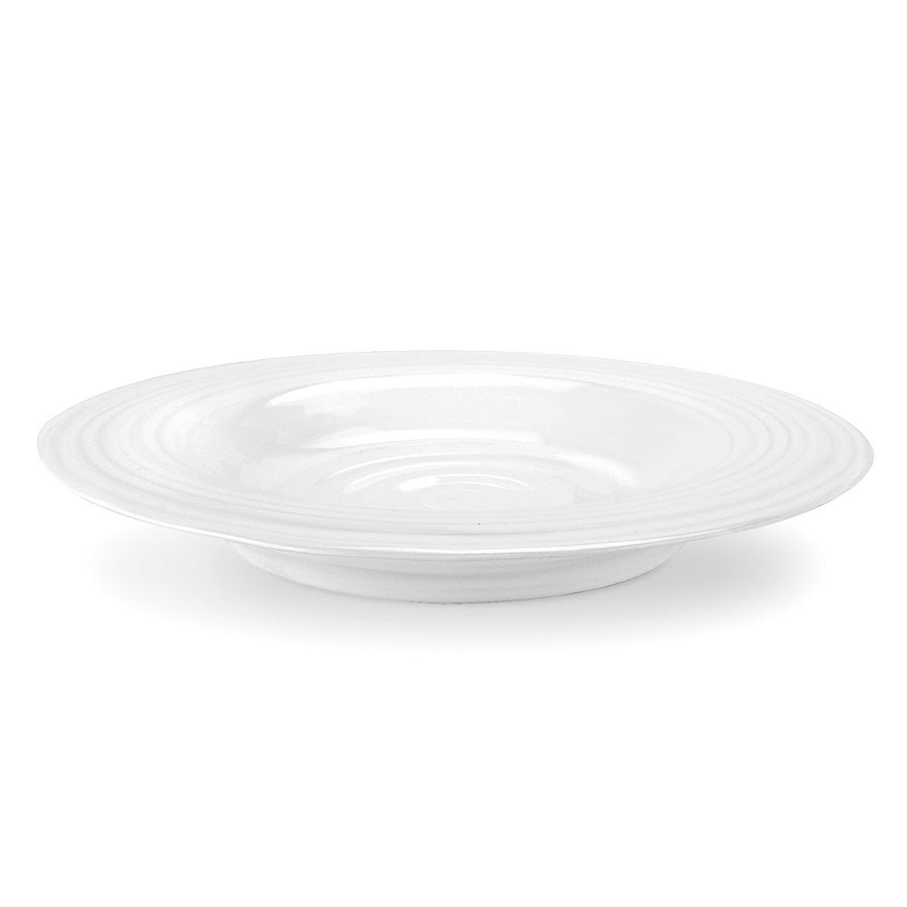 Portmeirion Sophie Conran White 4-pc. Soup Bowl Set
