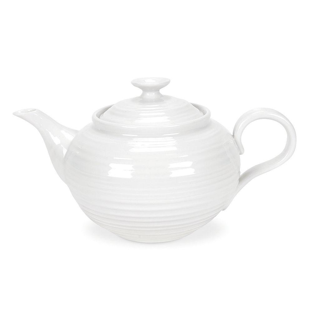Portmeirion Sophie Conran White Teapot