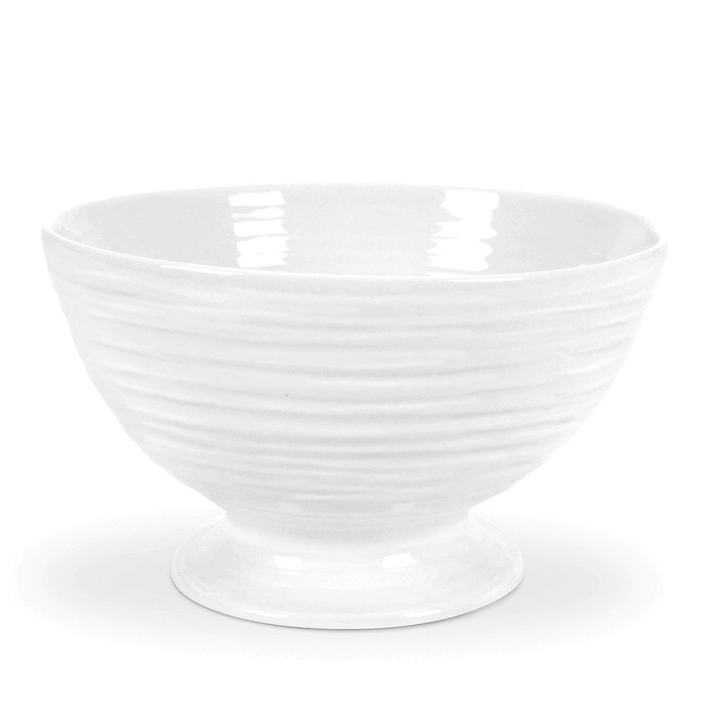 Portmeirion Sophie Conran White Footed Bowl