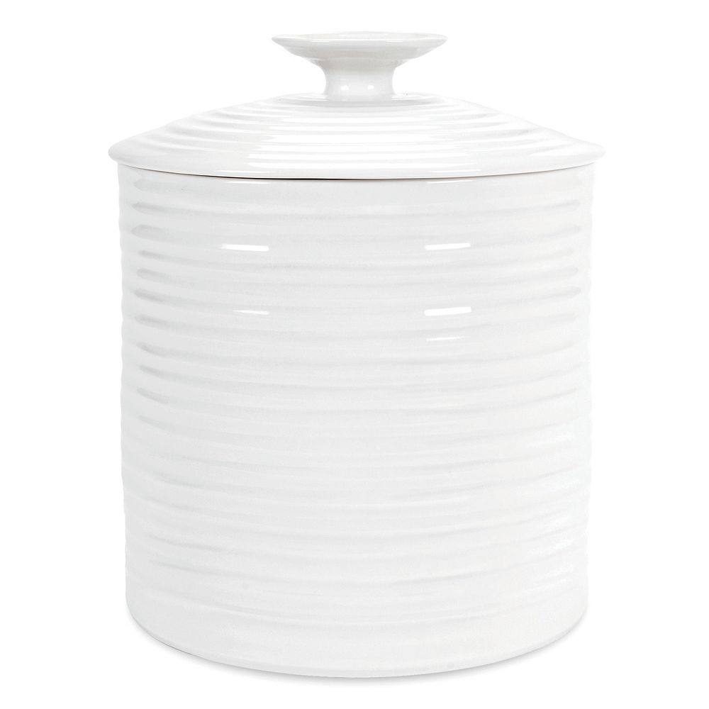 Portmeirion Sophie Conran White Large Canister