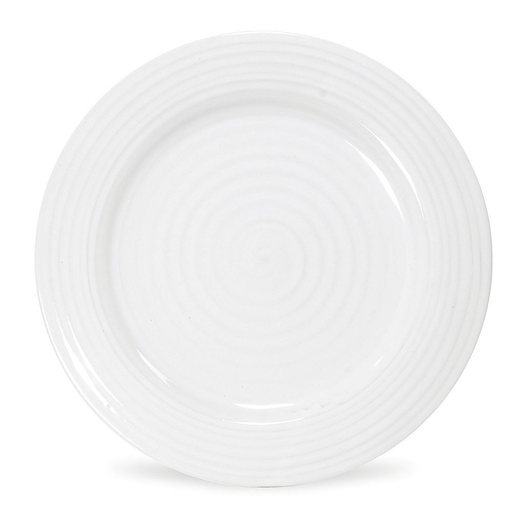 Portmeirion Sophie Conran White 4-pc. Luncheon Plate Set